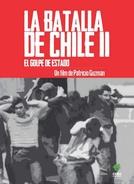 A Batalha do Chile - Segunda Parte: O golpe de Estado (La batalla de Chile: La lucha de un pueblo sin armas - Segunda parte: El golpe de estado)