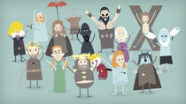 Dumb Ways To Die (Game Of Thrones) - Poster / Capa / Cartaz - Oficial 1