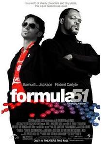 Fórmula 51 - Poster / Capa / Cartaz - Oficial 1