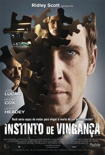 Instinto de Vingança - Poster / Capa / Cartaz - Oficial 2