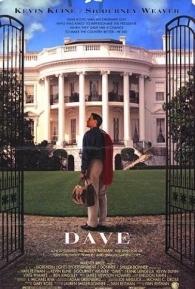 Dave - Presidente Por um Dia - Poster / Capa / Cartaz - Oficial 1