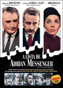 A Lista de Adrian Messenger - Poster / Capa / Cartaz - Oficial 5