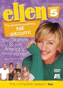 Ellen (5ª Temporada) - Poster / Capa / Cartaz - Oficial 1