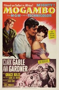 Mogambo - Poster / Capa / Cartaz - Oficial 3