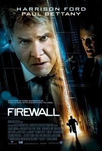Firewall: Segurança em Risco - Poster / Capa / Cartaz - Oficial 1