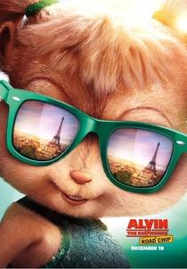 Alvin e os Esquilos: Na Estrada - Poster / Capa / Cartaz - Oficial 12