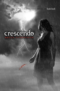 Crescendo - Saga Hush Hush - Poster / Capa / Cartaz - Oficial 1