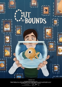 Out of Bounds - Poster / Capa / Cartaz - Oficial 1