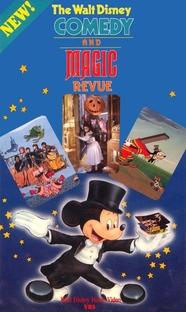 The Walt Disney Comedy and Magic Revue - Poster / Capa / Cartaz - Oficial 1