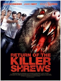 Return Of The Killer Shrews - Poster / Capa / Cartaz - Oficial 2