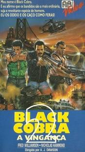 Black Cobra 2 - A Vingança - Poster / Capa / Cartaz - Oficial 1