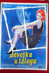 La ragazza in vetrina - Poster / Capa / Cartaz - Oficial 4