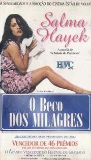 O Beco dos Milagres - Poster / Capa / Cartaz - Oficial 2