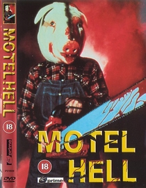 Motel Diabólico - Poster / Capa / Cartaz - Oficial 2