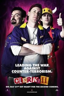 O Balconista 2 - Poster / Capa / Cartaz - Oficial 3