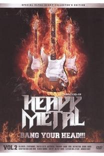 Monsters of Heavy Metal: Bang Your Head!!! Vol. 2 - Poster / Capa / Cartaz - Oficial 1