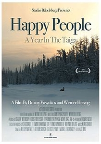 Happy People: A Year In The Taiga - Poster / Capa / Cartaz - Oficial 1
