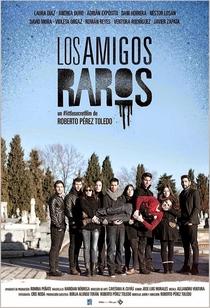 Los amigos raros - Poster / Capa / Cartaz - Oficial 1