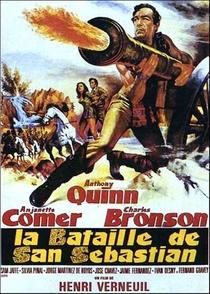 Os Canhões de San Sebastian  - Poster / Capa / Cartaz - Oficial 1