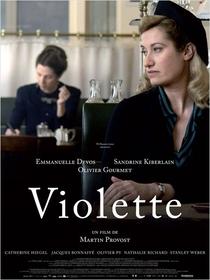 Violette - Poster / Capa / Cartaz - Oficial 2