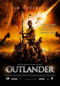 Outlander: Guerreiro vs Predador - Poster / Capa / Cartaz - Oficial 4