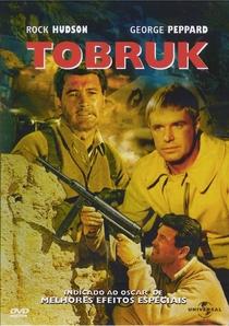 Tobruk - Poster / Capa / Cartaz - Oficial 8