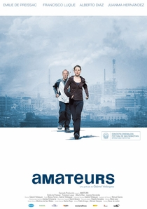 Amadores - Poster / Capa / Cartaz - Oficial 1