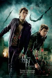 Harry Potter e as Relíquias da Morte - Parte 2 - Poster / Capa / Cartaz - Oficial 47