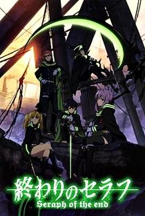 Owari no Seraph (1ª Temporada) - Poster / Capa / Cartaz - Oficial 5