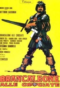 Brancaleone nas Cruzadas - Poster / Capa / Cartaz - Oficial 1