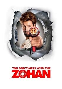 Zohan: O Agente Bom de Corte  - Poster / Capa / Cartaz - Oficial 7