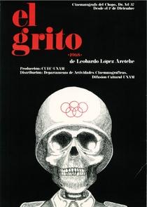 El grito - Poster / Capa / Cartaz - Oficial 1