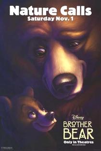 Irmão Urso - Poster / Capa / Cartaz - Oficial 5