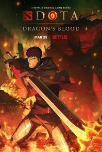 DOTA: Dragon's Blood - Poster / Capa / Cartaz - Oficial 2