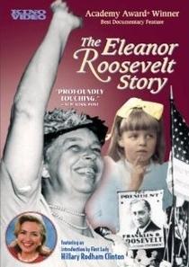 The Eleanor Roosevelt Story - Poster / Capa / Cartaz - Oficial 1