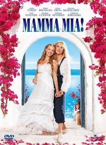 Mamma Mia! O Filme - Poster / Capa / Cartaz - Oficial 6