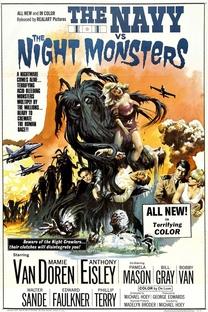Monstros da Noite - Poster / Capa / Cartaz - Oficial 3