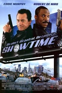 Showtime - Poster / Capa / Cartaz - Oficial 3
