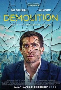 Demolição - Poster / Capa / Cartaz - Oficial 3