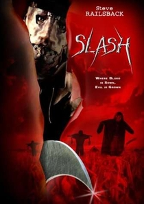 Slash - Rock do Terror - Poster / Capa / Cartaz - Oficial 3