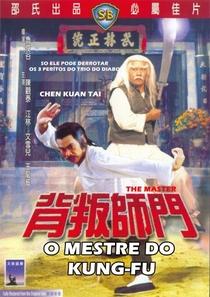 O Mestre do Kung Fu - Poster / Capa / Cartaz - Oficial 1