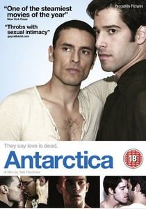 Antarctica - Poster / Capa / Cartaz - Oficial 3