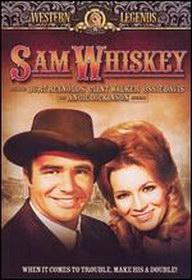 Sam Whiskey, O Proscrito - Poster / Capa / Cartaz - Oficial 1