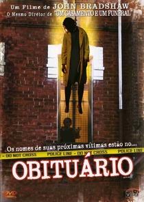 Obituário - Poster / Capa / Cartaz - Oficial 2