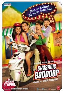 Chashme Baddoor - Poster / Capa / Cartaz - Oficial 1