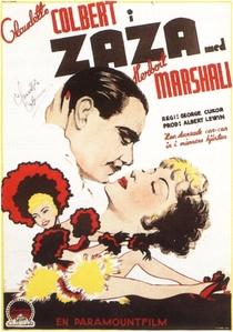 Zazá - Poster / Capa / Cartaz - Oficial 1