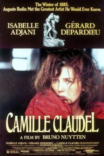 Camille Claudel - Poster / Capa / Cartaz - Oficial 3