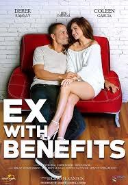 Ex com benefícios - Poster / Capa / Cartaz - Oficial 2
