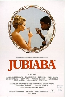 Jubiabá - Poster / Capa / Cartaz - Oficial 1