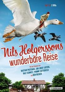 A Fantástica Viagem de Nils - Poster / Capa / Cartaz - Oficial 1
